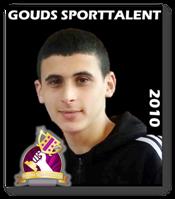 Gouds Sporttalent 2010